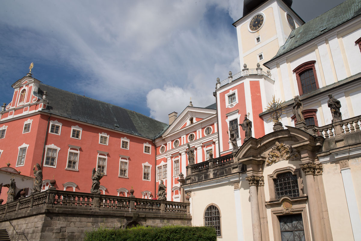 Broumov – Benedictijnenklooster