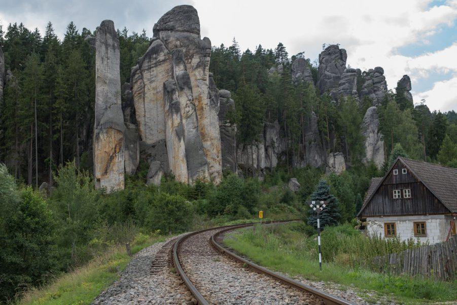 Rotsen van Adršpach