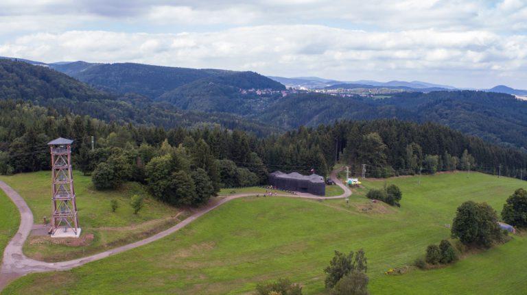 Bunkercomplex Stachelberg