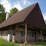 Oude traditionele woning in Žacléř